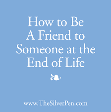 End Of Life Quotes Inspirational