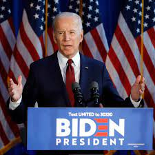 Biden Campaign Bulks Up With New Hires - WSJ