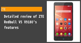 ZTE Redbull V5 V9180 review: worth ...
