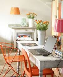 Orange home office Gray Spy With My Little Eye And See Somethingorange Pinterest 96 Best Office Spaces Images Home Office Office Decor Office Ideas
