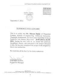 Sample Community Service Hours Letter
