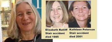 Sophie Brunet-Liz Ratliff-Kathleen Peterson : TheStaircase