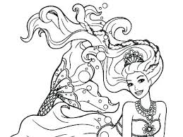 Barbie Coloring Pages Printable Coloring Pages Barbie Printable