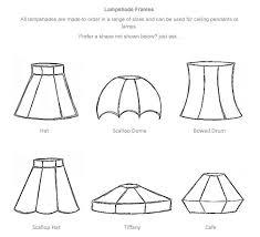 ... Medium SizeInspiring Lamp Shade Shapes Styles Photo Decoration  Inspiration ...