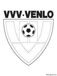 Voetbalclub Nederland Logo Kleurplaat 665620 Kleurplaat
