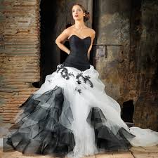 black and white corset wedding dresses lstore