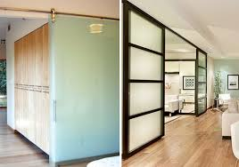 modern glass barn door. Interior Sliding Doors, Glass Closet Doors \u0026 Room Dividers | Door Company. Modern Barn L