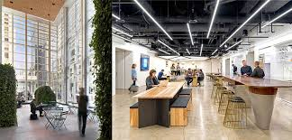 office decoration design. Office-trends-2018-office-design-ideas-modern-office- Office Decoration Design
