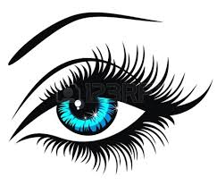 beautiful eyes clipart 1