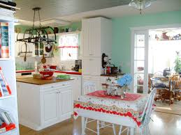 impressive kitchen decorating ideas. Inspiration Kitchen ~ Impressive Vintage Decoration And Fixture Ideas: Great White Themes Decorating Ideas