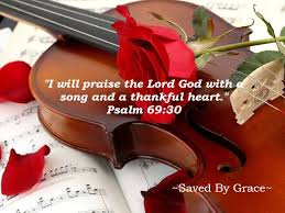 Image result for Psalm 69:30
