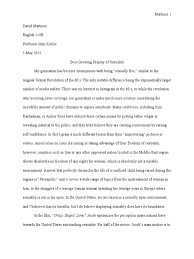 mr kubler nd essay sexuality final draft casual sex  mr kubler 2nd essay sexuality final draft 1 casual sex human sexual activity