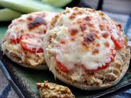 Tomato Mozzarella Tuna Melt Recipe and ...
