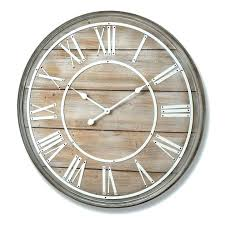 large wooden clock medium size of home decor giant wall extra clocks outdoor uk station wal