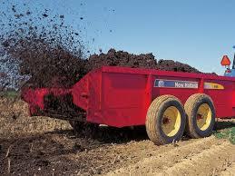 Image result for manure spreader trailer