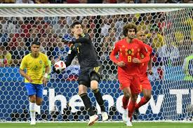 Thibaut Courtois is rivalling Kevin De Bruyne as Belgium's most creative  player