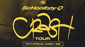 Schoolboy Q Bill Graham Civic Auditorium