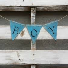 Itu0027s A Girl Baby Shower Banner Shabby Chic Shower DecorBaby Shower Burlap Banner