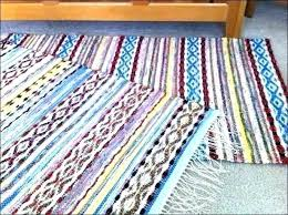 area rag rug rag rug loom rag rugs r area hand woven not so y