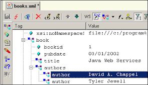 Viewing Xml File Xml Editor Views