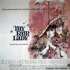discussing my fair lady the ending christina wehner poster my fair lady 03