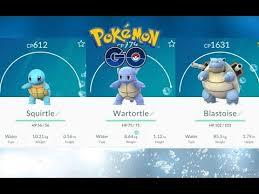 Pokemon Squirtle Evolution Chart Pokemon Go Full Squirtle Evolution