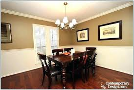 dining room before chair rail colors reveal dining room chair rail wainscoting luxury railing basics dimensions