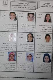 بوابة الأهرام تنشر قائمة أوائل الشهادة الإعدادية في محافظة القاهرة   صور -  بوابة الأهرام