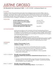 Terrific Strength And Conditioning Resume 73 For Your How To Make A Resume  with Strength And Conditioning Resume
