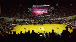 Assembly Hall Bloomington Section D Home Of Indiana Hoosiers