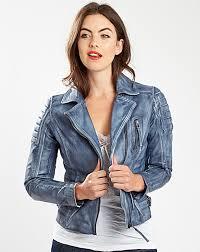 joe browns rock star leather jacket usw 02398 women