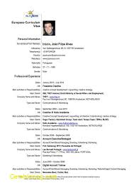 Format Cv English Fresh Cv Format Resume Resume Examples Simple Well