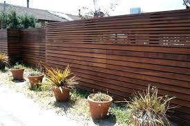 Horizontal Wood Fence Horizontal Wood Fence Panels afccweborg