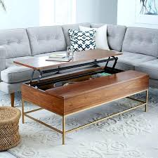 west elm side table west elm coffee table west elm coffee table gold