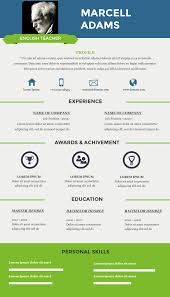 How To Create An Infographic Resume That Will Land You A Job Cv