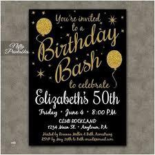 Birthday Party Invitation Template Word Free 70th Birthday Invitation Template Word New Printable Birthday