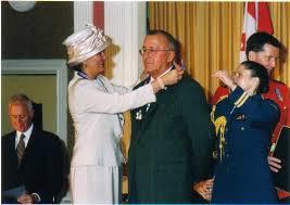 Order of Nova Scotia - Daniel N. Paul