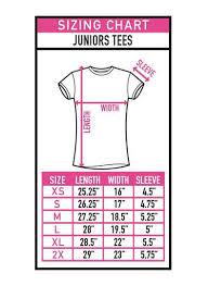 Juniors Xs Size Chart Supercute Tees Luna Lovegood Dreamy Juniors