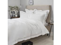 the white company santorini linen bed linen collection from 45 the white company