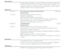 Resume Builder Online Mesmerizing Exemple De Receptionniste Medical Resume Builder Online Free