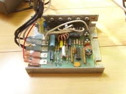 use a treadmill dc drive motor and pwm speed controller for step 2 the pwm circuit board