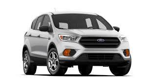 2017 Ford Edge Color Chart 2017 Ford Escape Exterior Paint Colors