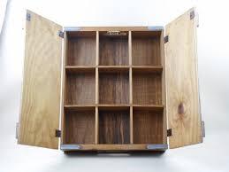 vintage pepsi cola wooden wall cabinet
