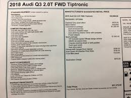 2018 audi garage door opener. modren 2018 2018 audi q3 20t premium suv intended audi garage door opener