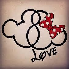 Mickey And Minnie Tetování Kreslit Kresby Disney A Nápady