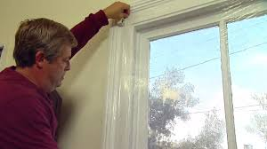 plastic sheet windows how to install plastic window insulation kits todays homeowner