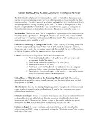 Book Report Outline College Level Book Template Category Page 1 Izzness Com