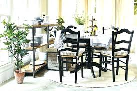 rug under round kitchen table. Beautiful Rug Round Kitchen Table Rugs How To Decorate With A Rug Dining Good For Under  Area  Intended Rug Under Round Kitchen Table N