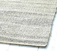pottery natural rug pad rubber pads barn standard designs area review