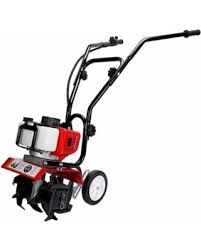 electric garden tiller. Handheld Garden Tiller, BEAMNOVA Electric Mini Tiller Cultivator 43CC 2 Cycle Gas Powered Outdoor. \ 3